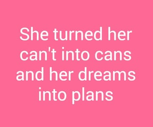 girl power, goals, and inspiration image