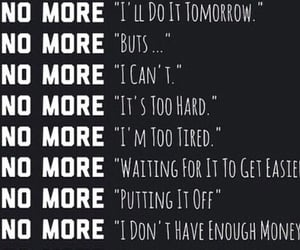 motivating, post, and words image