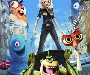 alien, monsters vs. aliens, and dreamworks image