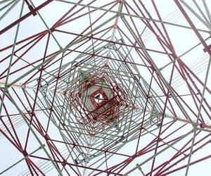 climbing, iron, and latticeclimbing image