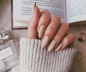 girl, nails, and 💅 image