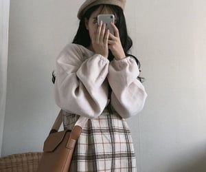 bag, style, and beauty image
