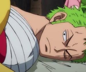 anime, handsome, and zoro image