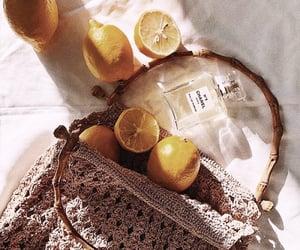 lemon, chanel, and summer image