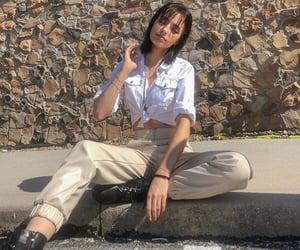 make up fashion, مشاهير تركيا امريكيا, and flowers children girls image