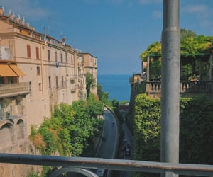 italy, sorrento, and street image
