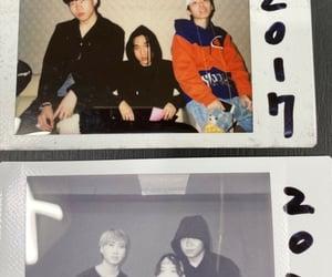 hyo eun, hash swan, and bition boys image