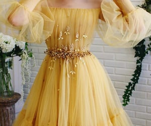beautiful, dres, and 💛 image