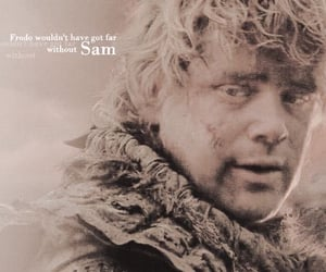 the lord of the rings, samwise gamgee sam, and the shire image