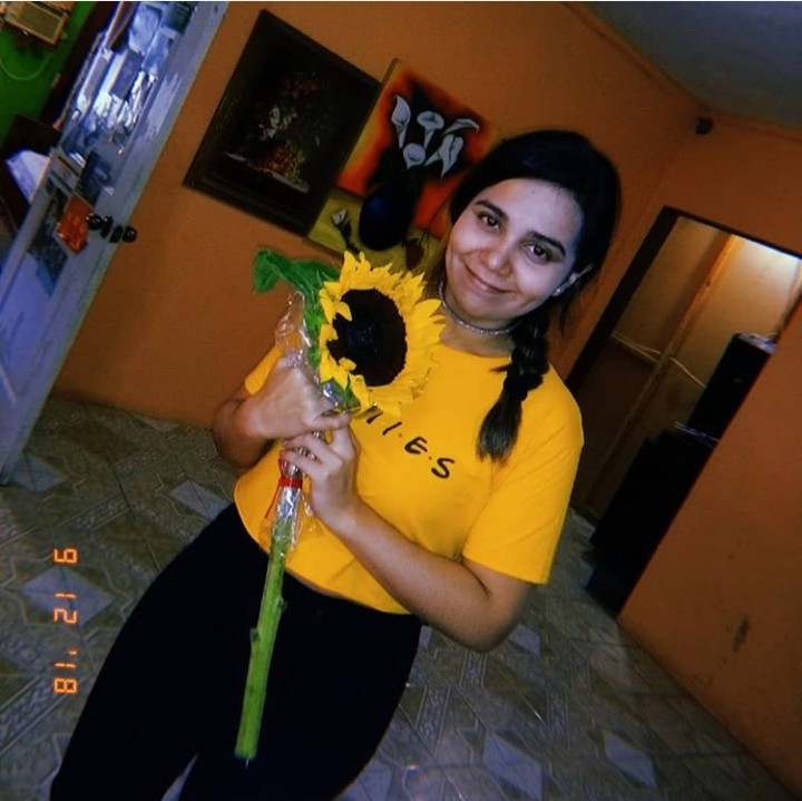 flowers, memories, and yellow image