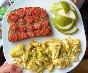 breakfast, healthy, and diet image