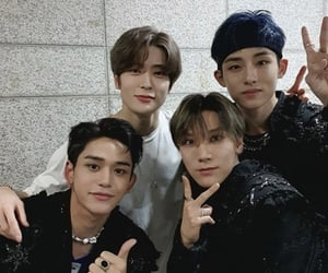 wayv, nct, and lucas image