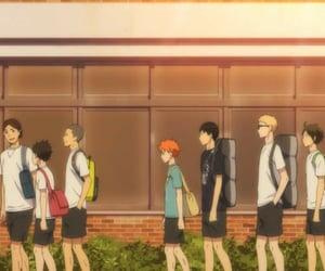 anime, asahi, and spokon image