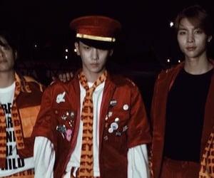 amber, kpop, and vernon image