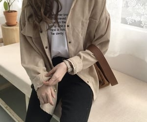 casual, clothes, and korean image