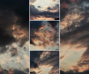 cloud, colorful, and life image