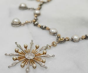 bijoux, bling, and silver image