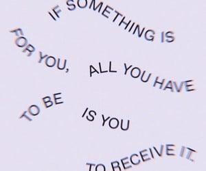 Receive it