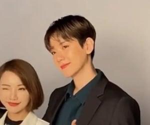 boy, baekhyun, and 변백현 image
