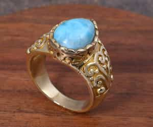 cocktail ring, fashion jewelry, and women ring image