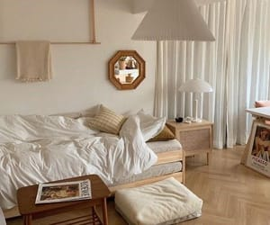 interior, bedroom, and aesthetic image