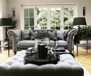 beige, grey, and maison image