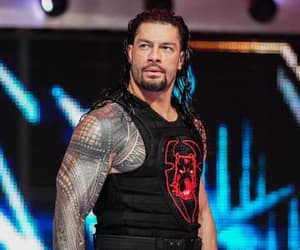 wwe, roman reigns, and r-truth game show image