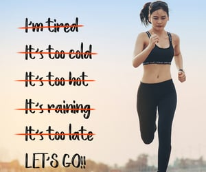fitness, wall, and workout image