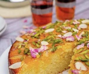arabian, desserts, and شاي image