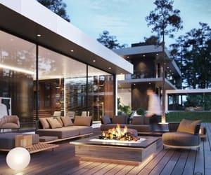 интерьер, дом, and красиво image
