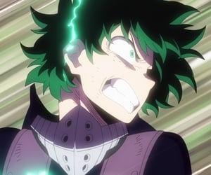 animation, anime, and izuku midoriya image