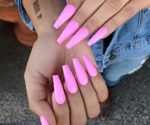 pink nail polish - love it!