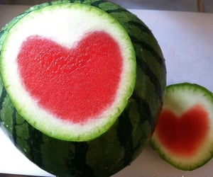cyber, heartcore, and watermelon image