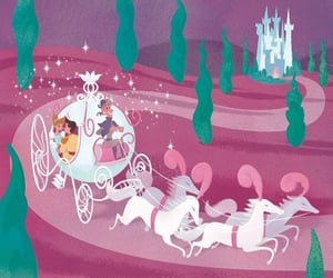 art, draw, and fairytale image