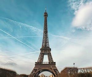 paris, tour eiffel, and ile de france image