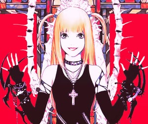 anime and goth image