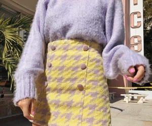 image, wool, and plaid image