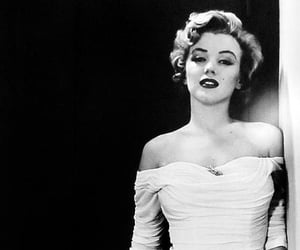 actress, old hollywood, and blonde image