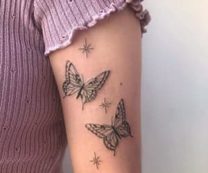 aesthetic, article, and butterfly image