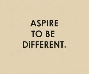 aspire, confidence, and unique image
