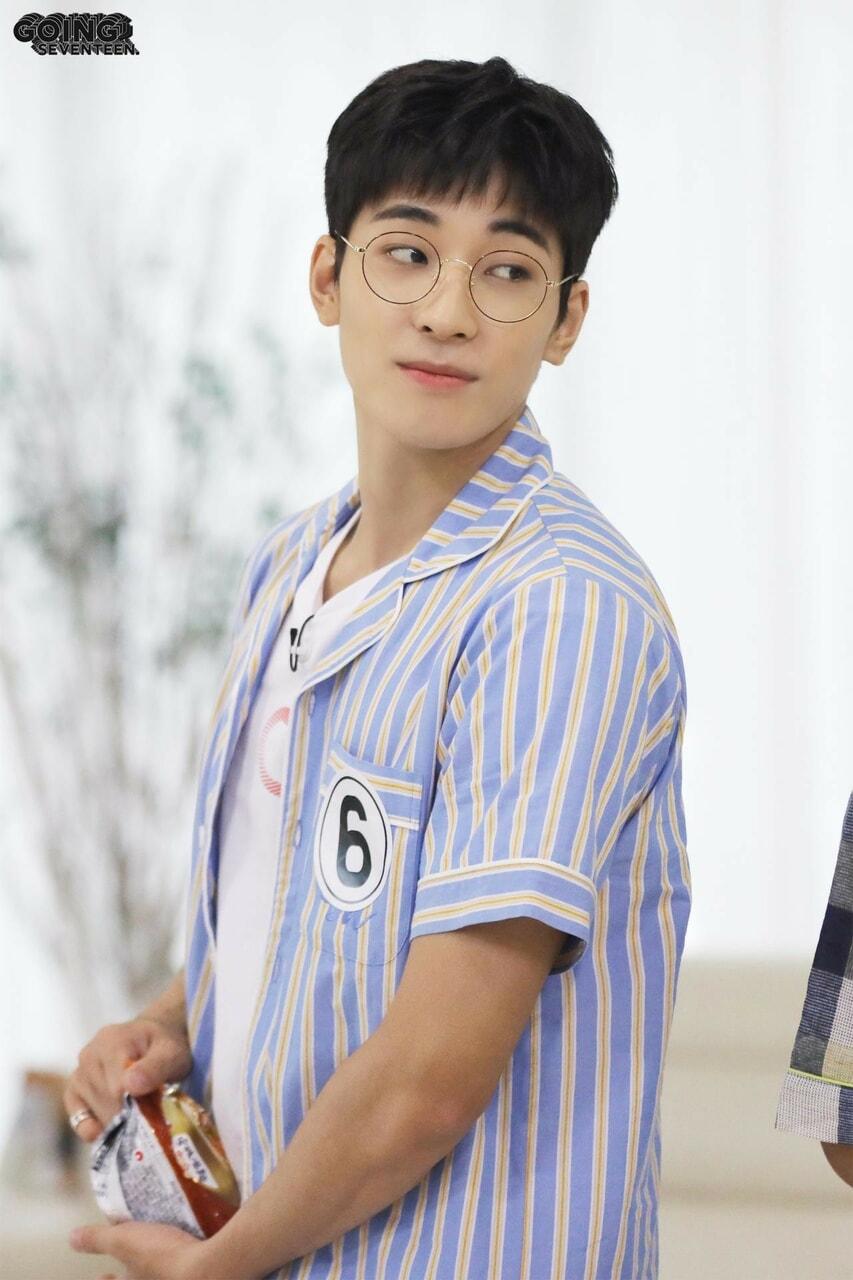 17, svt, and jeon wonwoo image