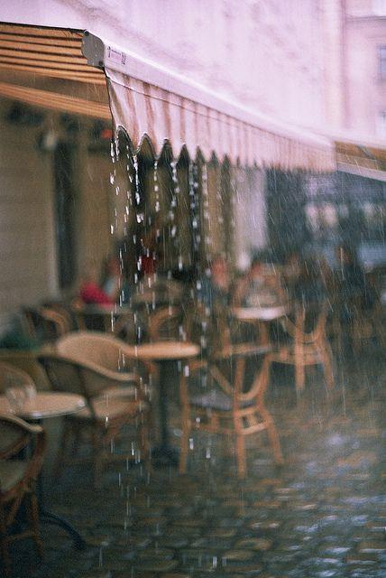 rain, photography, and vintage image