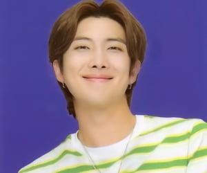 indigo, namjoon, and kpop image