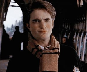cedric, cedric diggory, and harry potter image