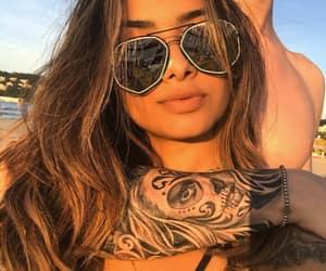 boyfriend, Tattoos, and sun kissed image