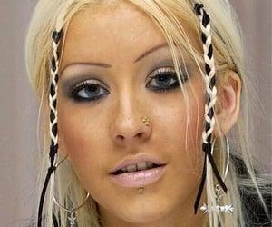2000s, christina aguilera, and icon image