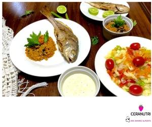 comida, eatclean, and salad image