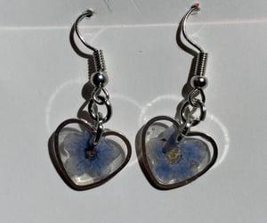 accessories, earrings, and kawaii image