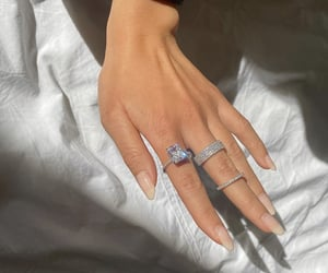accessories, beautiful, and rings image