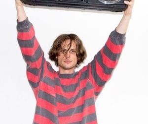 matthew gray gubler and lock screen image